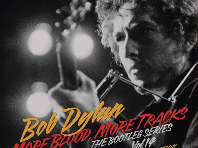 "BOB DYLAN ""MORE BLOOD, MORE TRACKS"" The Bootleg Series Vol.14"