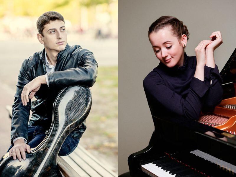 Hakhnazaryan e Shevchenko: la meglio gioventù in concerto