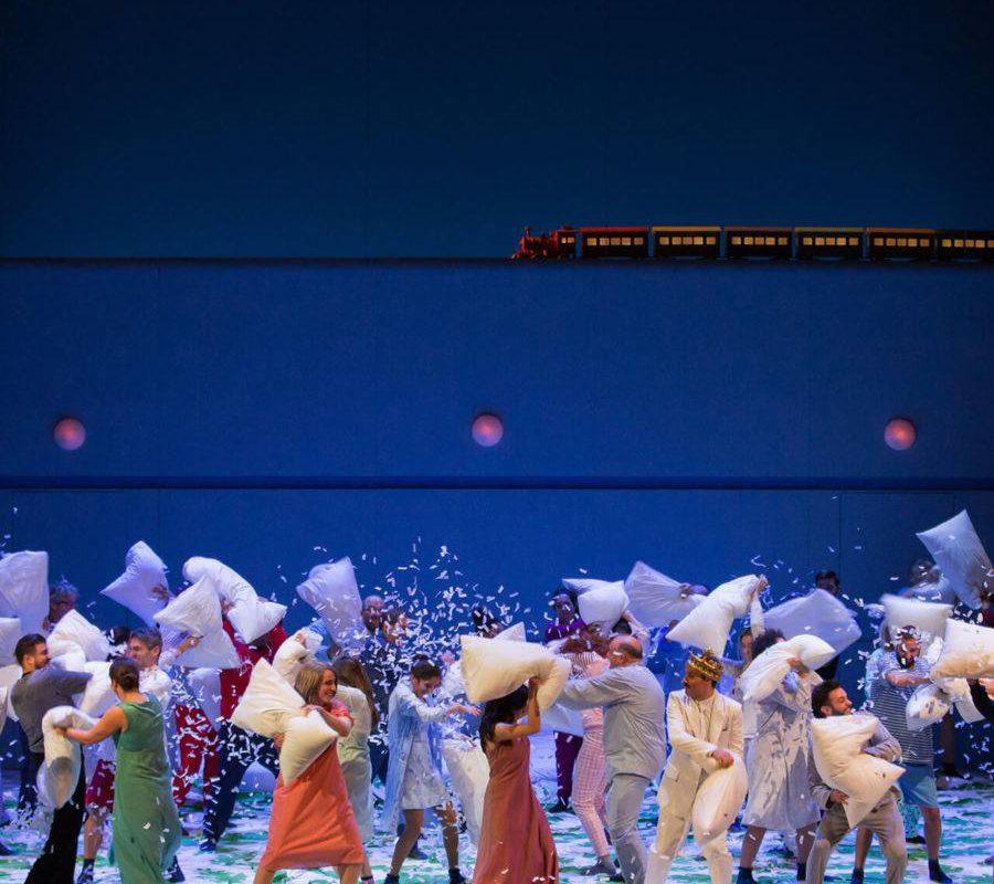 Falstaff al Teatro Marrucino di Chieti