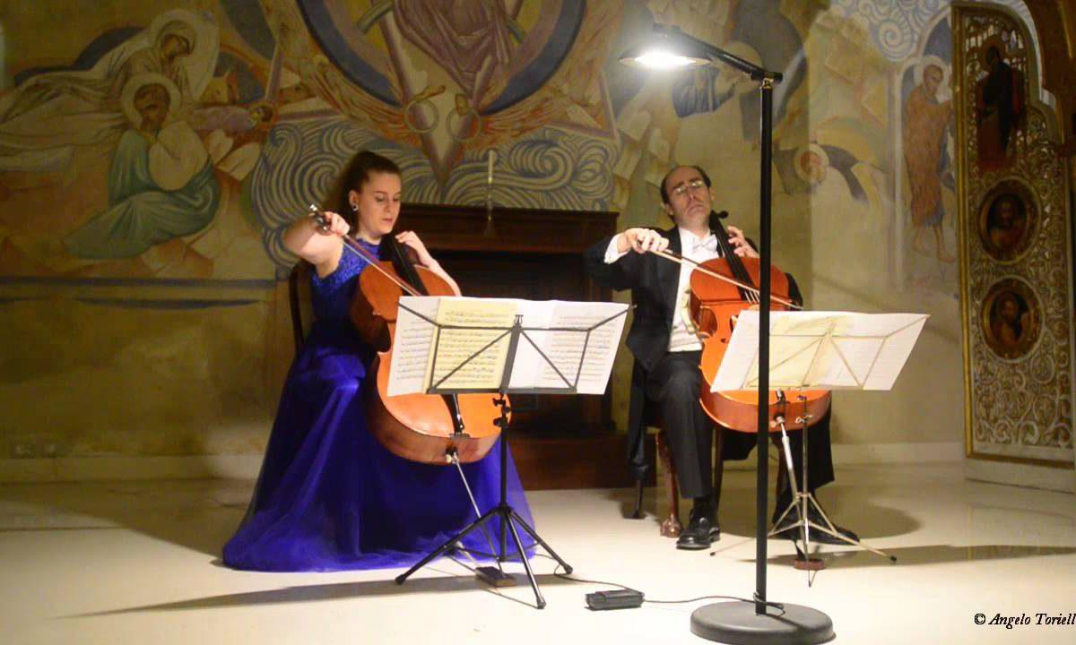 I violoncelli di D'Antonio e Thano al convitto 'Delfico'