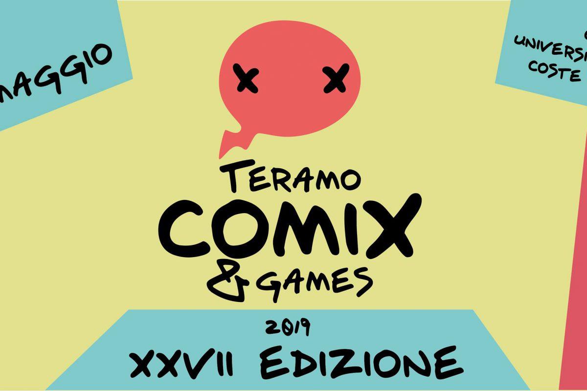 Teramo Comix & Games: tre giorni con gli eroi di carta