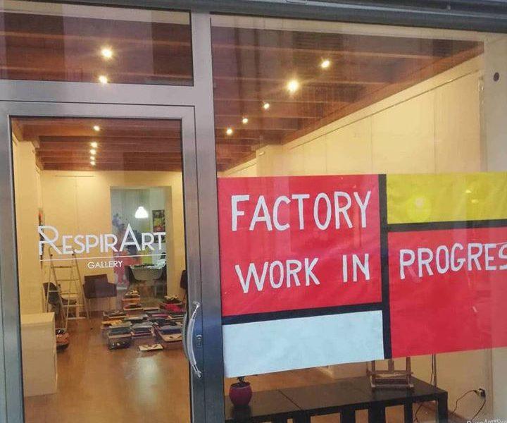 Respirart Factory si presenta: trenta artisti a Giulianova