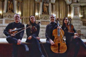 Quartetto Accademia per Morricone a Teramo